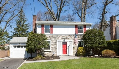 West Orange Twp. Single Family Home For Sale: 23 Benvenue Ave