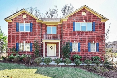 West Orange Twp. Single Family Home For Sale: 5 Himsl Ct