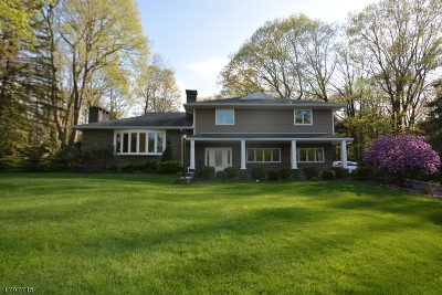 Randolph Twp. Single Family Home For Sale: 78 Lawrence Rd