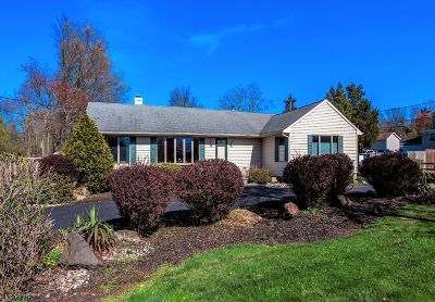 South Brunswick Twp. Single Family Home For Sale: 3764 Route 27