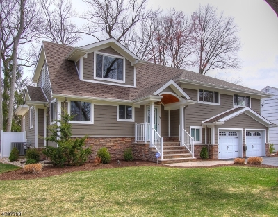 Cranford Twp. Single Family Home For Sale: 20 Brookdale Rd