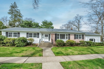 Montclair Twp. Single Family Home For Sale: 24 Lasalle Rd