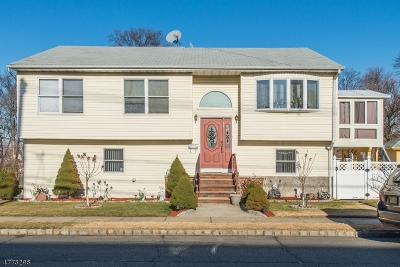 Union Twp. Single Family Home For Sale: 297 Clermont Ter
