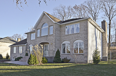 Parsippany-Troy Hills Twp. Single Family Home For Sale: 40 Continental Rd