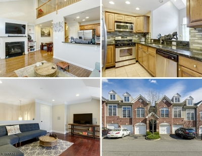 Scotch Plains Twp. Condo/Townhouse For Sale: 109 Donato Cir