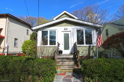 Montclair Twp. Single Family Home For Sale: 183 Willowdale Ave