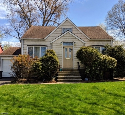 Union Twp. Single Family Home For Sale: 939 Louisa St