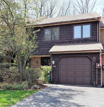 Parsippany-Troy Hills Twp. Condo/Townhouse For Sale: 101 Patriots Rd