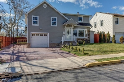 Hillside Twp. Single Family Home For Sale: 1406 Orchard Ter