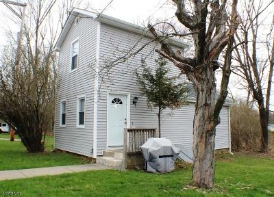 Randolph Twp. Single Family Home For Sale: 209 Morris Tpke