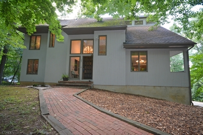 WATCHUNG Single Family Home For Sale: 292 Johnston Dr