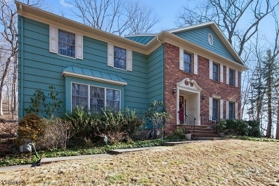 Scotch Plains Twp. Single Family Home For Sale: 109 Glenside Ave