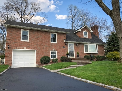 Morristown Town Single Family Home For Sale: 26 Lidgerwood Pkwy