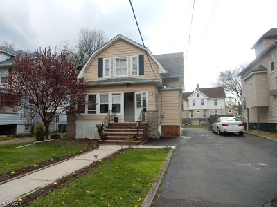 ROSELLE PARK Single Family Home For Sale