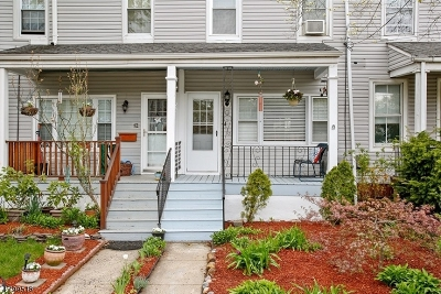 Summit City Condo/Townhouse For Sale: 14 Beauvoir Ave