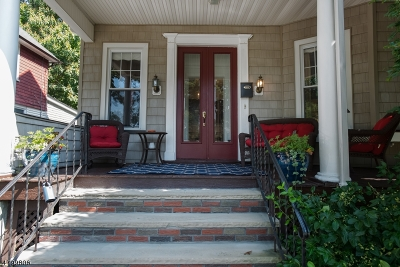 Montclair Twp. Single Family Home For Sale: 83 Lincoln St