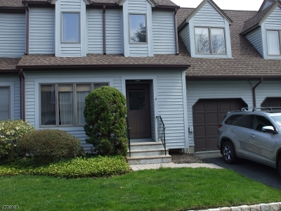 Scotch Plains Twp. Condo/Townhouse For Sale