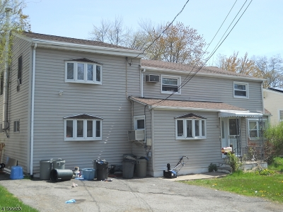 Parsippany-Troy Hills Twp. Single Family Home For Sale: 26 Glassboro Rd