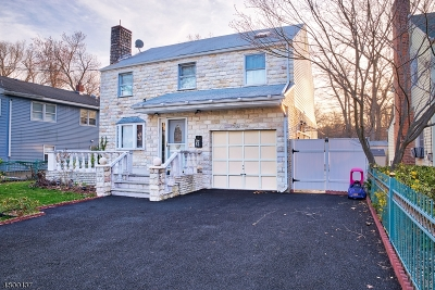 Livingston Twp. Single Family Home For Sale: 53 Hazel Ave