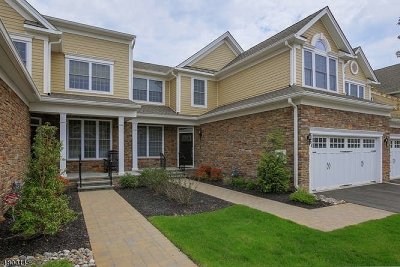 Essex County, Morris County, Union County Condo/Townhouse For Sale: 1103 Tillinghast Turn