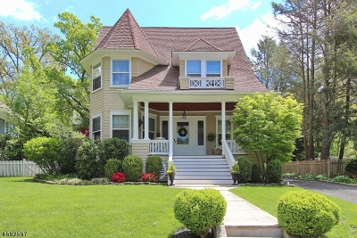 Summit City Single Family Home For Sale: 112 Mountain Ave