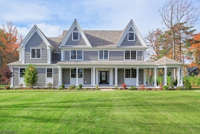 Scotch Plains Twp. Single Family Home For Sale: 1761 Cooper Rd