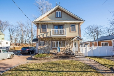 Woodbridge Twp. Single Family Home For Sale: 114 W Woodbridge Ave