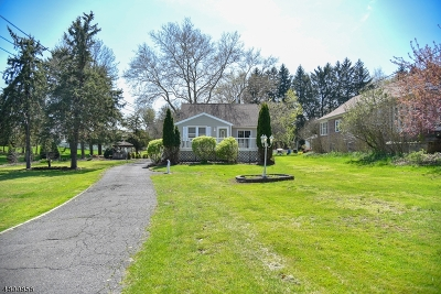 Scotch Plains Twp. Single Family Home For Sale: 2020 Lamberts Mill Rd