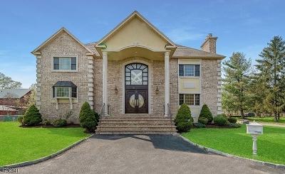 Livingston Twp. Single Family Home For Sale: 9 Volker Ln