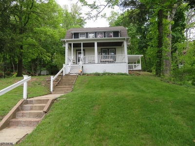 WATCHUNG Single Family Home For Sale: 464 Watchung Ave