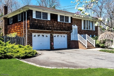 Clark Twp. Single Family Home For Sale: 57 Brookside Ter