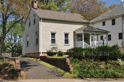 Nutley Twp. Single Family Home For Sale: 476 Kingsland St