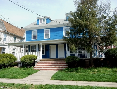 Multi Family Home For Sale: 151-5 Elm Ave