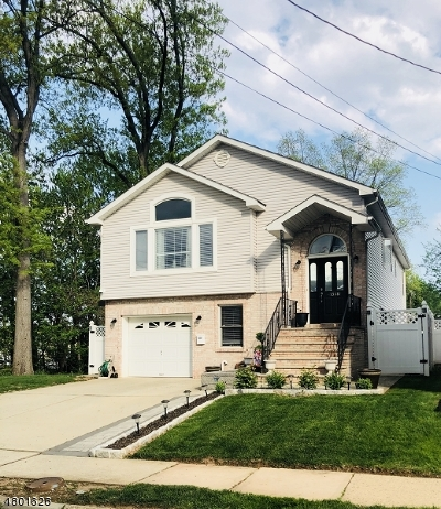 Linden City Single Family Home For Sale: 1318 Essex Ave