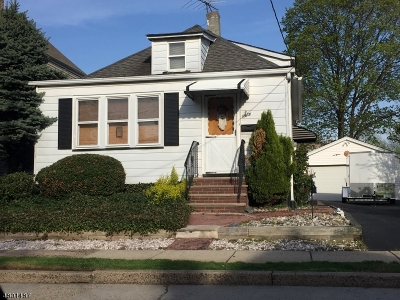 Nutley Twp. Single Family Home For Sale: 6 Cortland St