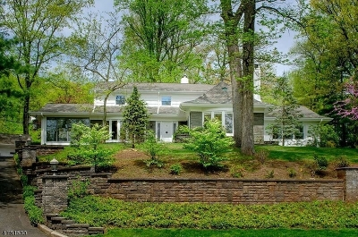 South Orange Village Twp. Single Family Home For Sale: 363 N. Wyoming Avenue