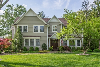 Chatham Twp. Single Family Home For Sale: 45 Woodmont Dr