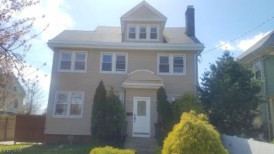 Elizabeth City Single Family Home For Sale: 8-10 Vista Ave