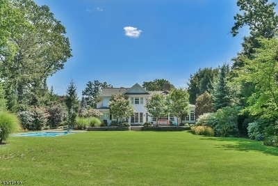 Montclair Twp. Single Family Home For Sale: 23 Heller Dr