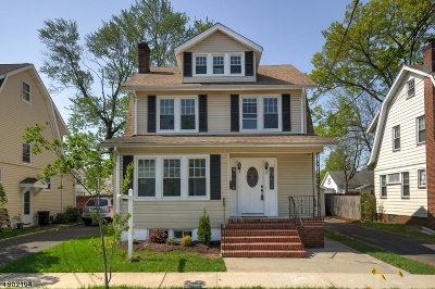 Maplewood Twp. Single Family Home For Sale: 11 William St