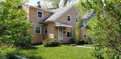 Montclair Twp. Single Family Home For Sale: 23 Charles St