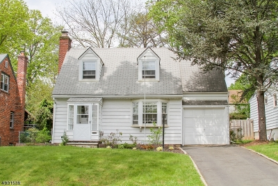 Millburn Twp. Single Family Home For Sale: 23 Locust Ave
