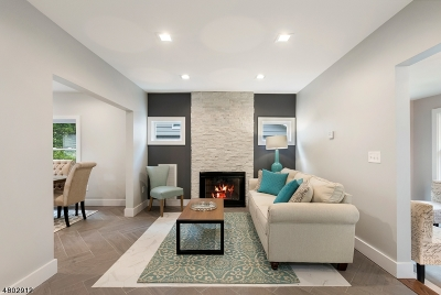 Montclair Twp. Single Family Home For Sale: 417 Orange Rd