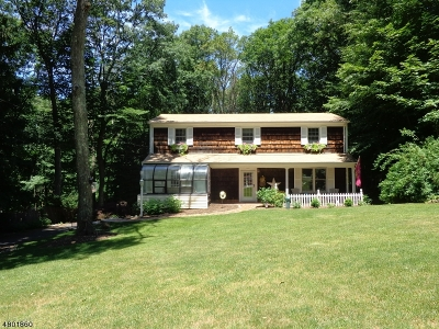Randolph Twp. Single Family Home For Sale: 11 Crestwood Drive