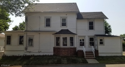 Nutley Twp. Single Family Home For Sale: 86 Oakley Ter