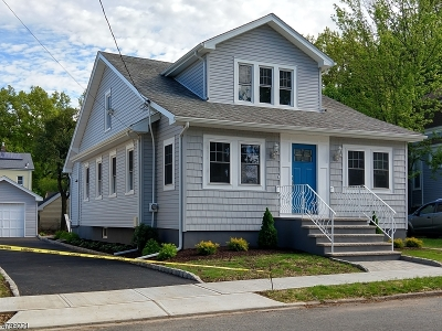 Maplewood Twp. Single Family Home For Sale: 155 Lexington Ave