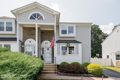 South Brunswick Twp. Condo/Townhouse For Sale: 43 Marc Dr