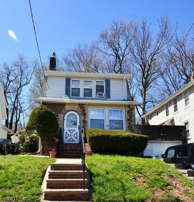 Nutley Twp. Single Family Home For Sale: 21 Forest Ave