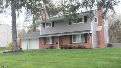 South Brunswick Twp. Single Family Home For Sale: 32 Bedford Rd