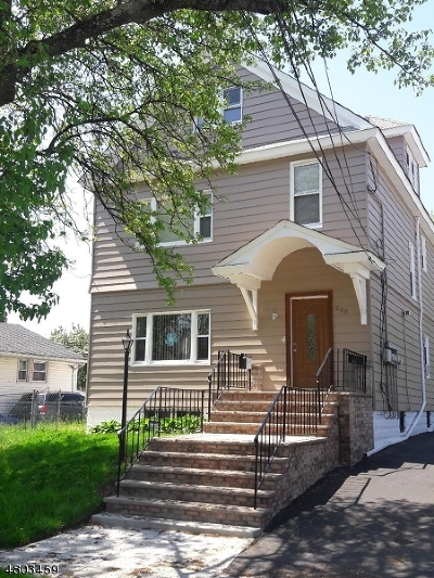 Linden City Multi Family Home For Sale: 609 Adams St